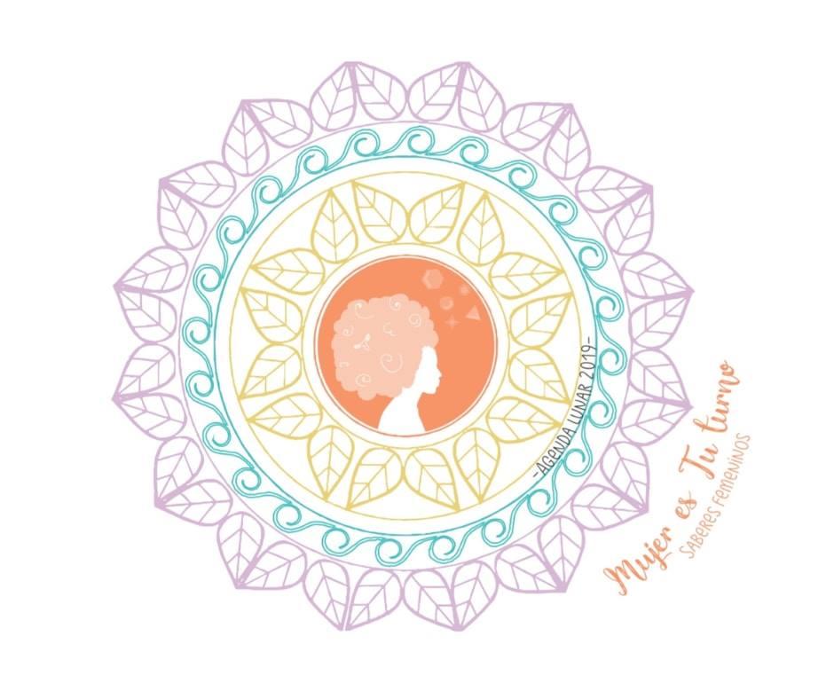 mujer es tu turno, agenda lunar 2019